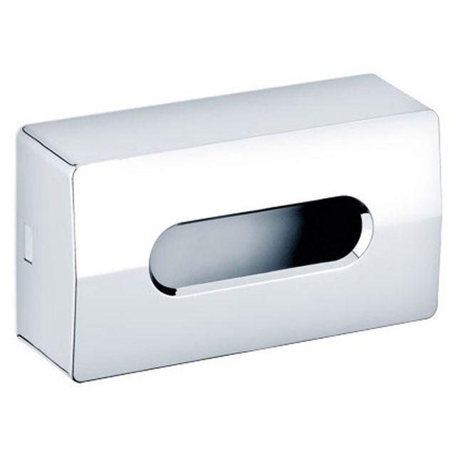 Keuco Universalartikel Kleenex-Box aluminium finish 04977170000
