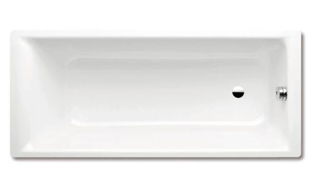 Kaldewei Ambiente PURO 696 Badewanne Rechteck 190x90cm alpinweiß Perl-Effekt Vollantislip 259634013001