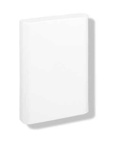 HEWI Abdeckung für Wandplatte LifeSystem White Edition Reinweiß 802.50.W015 99
