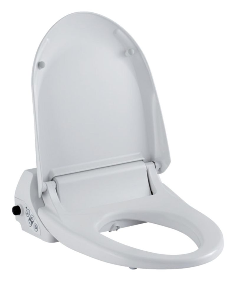 Geberit AquaClean 4000 Dusch-WC-Sitz mit Absenkautomatik weiß-alpin 146130111