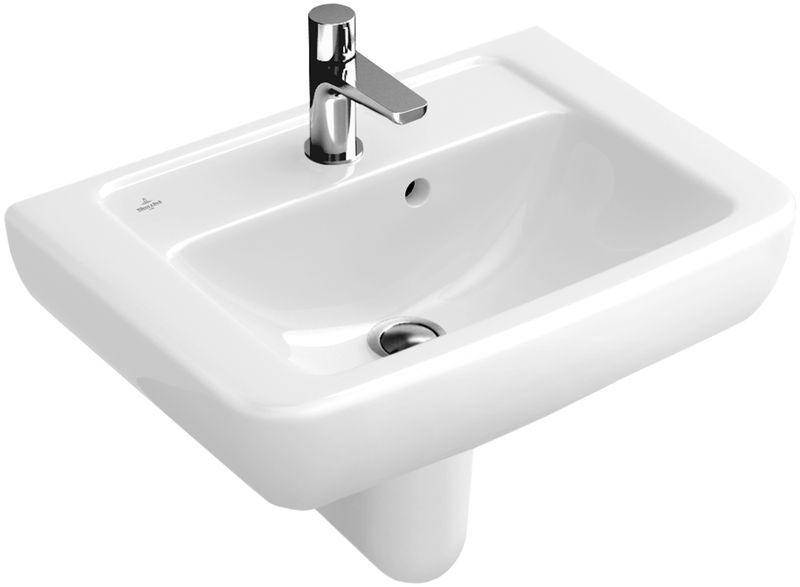 Villeroy & Boch Subway Ablaufhaube für Handwaschbecken weiß 72440001