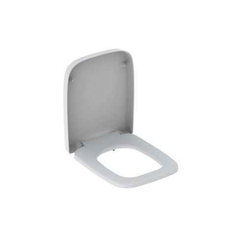 Geberit Keramag Renova Plan WC-Sitz weiß 572110000