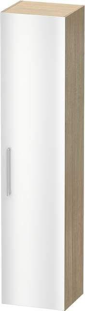 Duravit Vero Hochschrank B:40xH:176xT:36cm 1 Spiegeltür Türanschlag rechts europäische eiche VE1126R5252