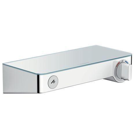 Hansgrohe ShowerTablet Select 300 13171400 Brausethermostat Aufputz DN15 weiß/ chrom