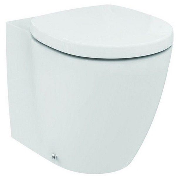 Ideal Standard Connect WC-Sitz weiß mit Absenkautomatik E712701