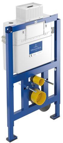 Villeroy & Boch ViConnect WC-Element B:52,5xH:82xT:15,5cm 92247500