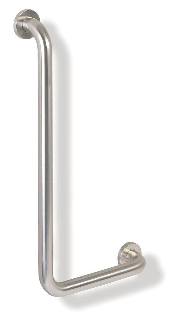 Hewi Serie 805 Classic Haltegriff L:60x30cm rechts Edelstahl 805.22.100R