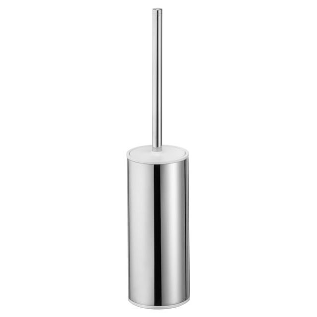 Keuco Moll Toilettenbürstengarnitur Wandmontage chrom/weiß 12769010100