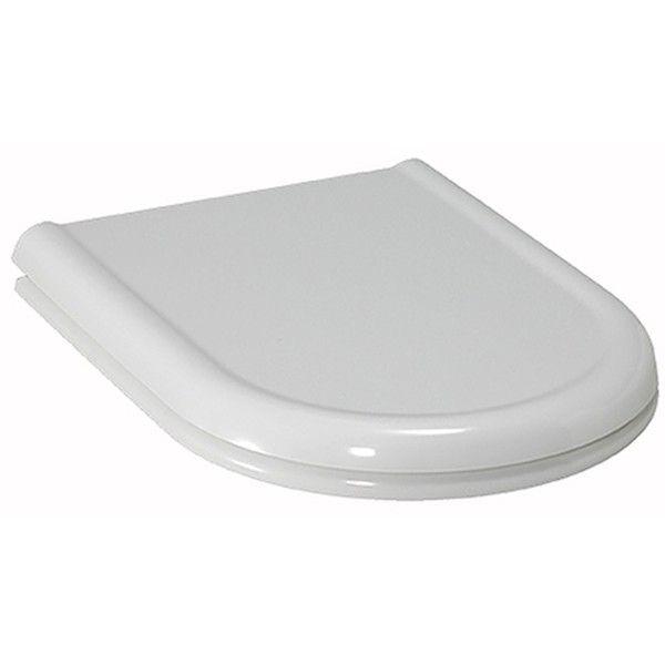 Laufen Vienna WC-Sitz mit Deckel abnehmbar weiß H8924700000001