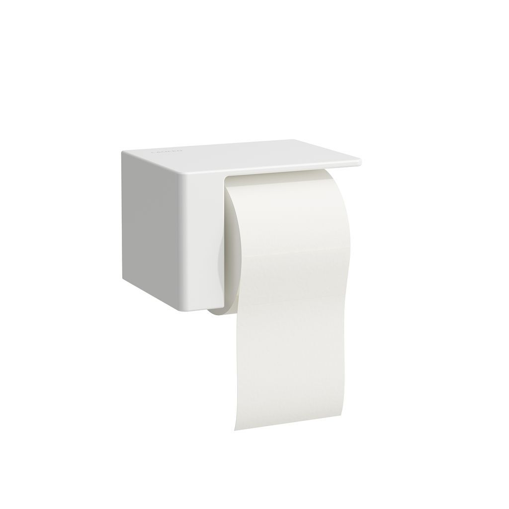 Laufen Papierrollenhalter Val 135x170x115 rechts offen weiss H8722800000001