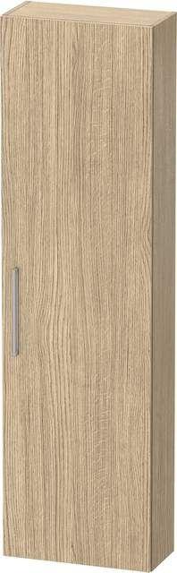 Duravit Vero Hochschrank B:50xH:176xT:24cm 1 Tür Türanschlag rechts europäische eiche VE1165R5252