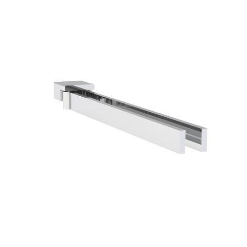 Geberit Doppelhandtuchhalter zu Geberit Monolith Sanitärmodul für WT L:31cm 131109211