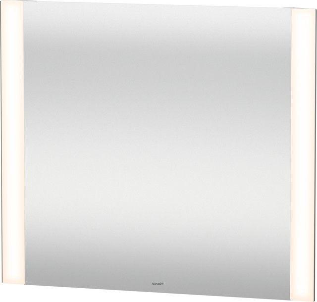 Duravit Licht&Spiegel mit Beleuchtung seitlich mit Wandschaltung B:80xH:70xT:3,4 cm LM786600000