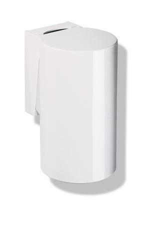 HEWI Abfallbehälter Serie 477 zur Kniebetätigung Tiefschwarz 477.05.100 90