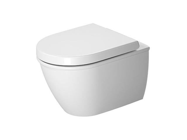 Duravit Darling New Tiefspül-Wand-WC Compact L:48,5xB:36cm weiß mit Wondergliss 25490900001