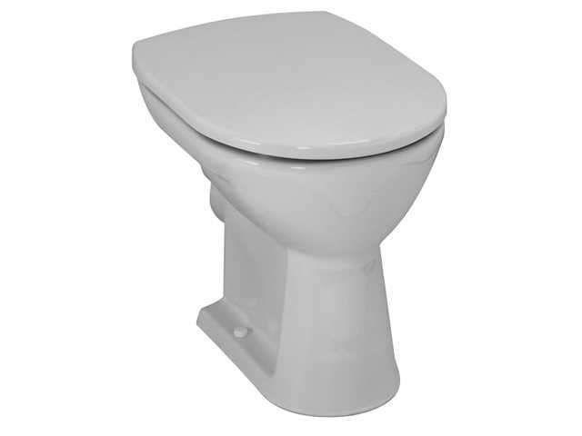 Laufen Pro Flachspül-Stand-WC L:47xB:36cm weiß mit CleanCoat LCC H8219584000001