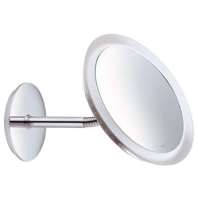 Keuco Bella Vista Kosmetikspiegel Wandmodell verchromt 17605019000
