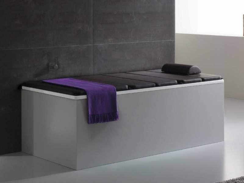 Kaldewei Relaxliege Modell 7100 L:180xB:80cm schoko 689710070000