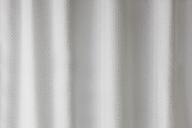 HEWI Duschvorhang weiß silber B:2000mm H:2000mm 801.34.V0201