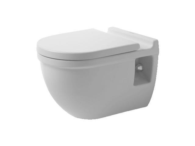 Duravit Starck 3 Tiefspül-Wand-WC L:54xB:36cm weiß 2215090000