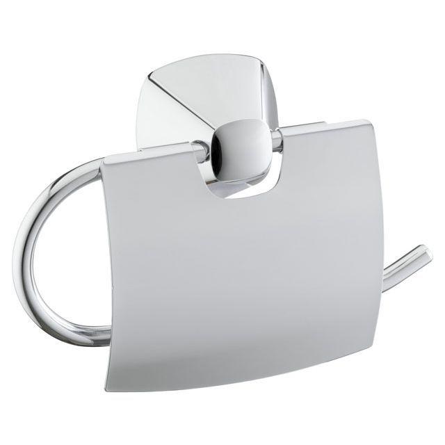 Keuco City.2 Toilettenpapierhalter mit Deckel verchromt 02760010000