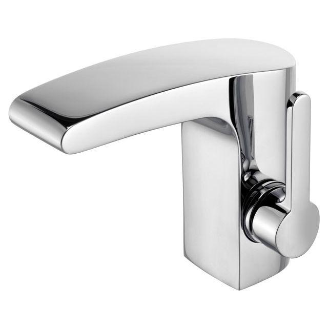Keuco Elegance Einhebel-Waschtisch-Mischer mit Ablaufgarnitur verchromt 51602010000