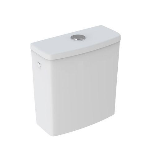 Geberit Keramag Renova Aufsatz-Keramik-Spülkasten weiß mit KeraTect 227780600