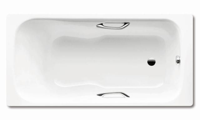 Kaldewei Ambiente DYNA SET STAR 621 Badewanne Rechteck 170x75cm alpinweiß 226200010001