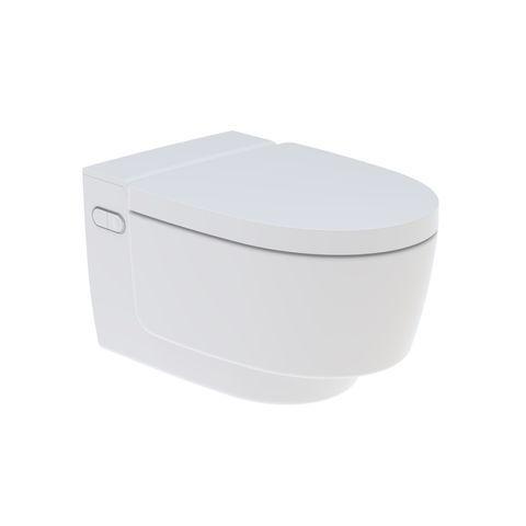 Geberit AquaClean Mera Comfort WC-Komplettanlage Unterputz Wand-WC weiß-alpin 146210111