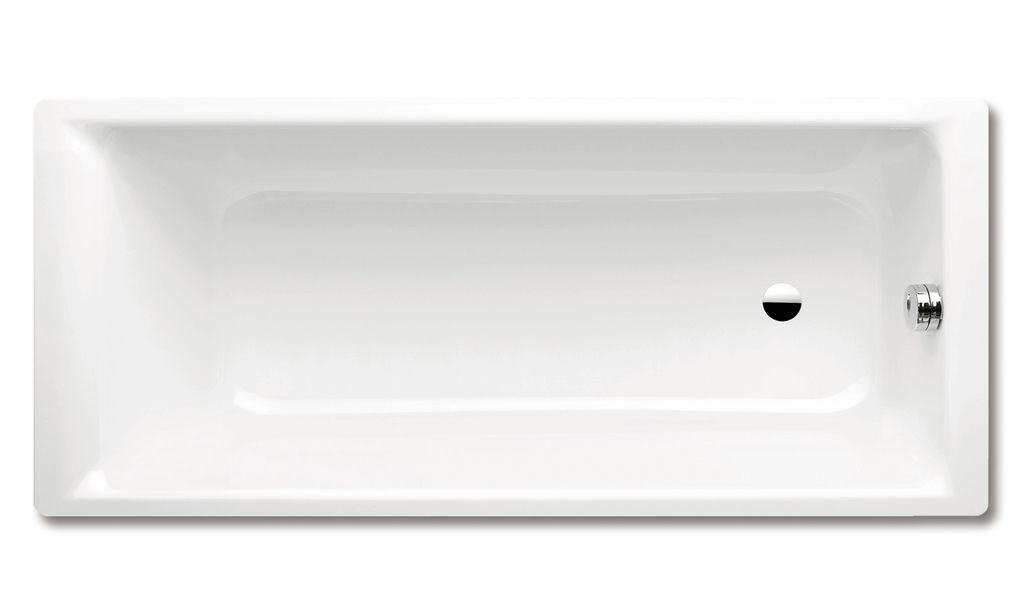 Kaldewei PURO STAR Badewanne 70x160cm Vollantislip alpinweiß Perl-Effekt 258627093001