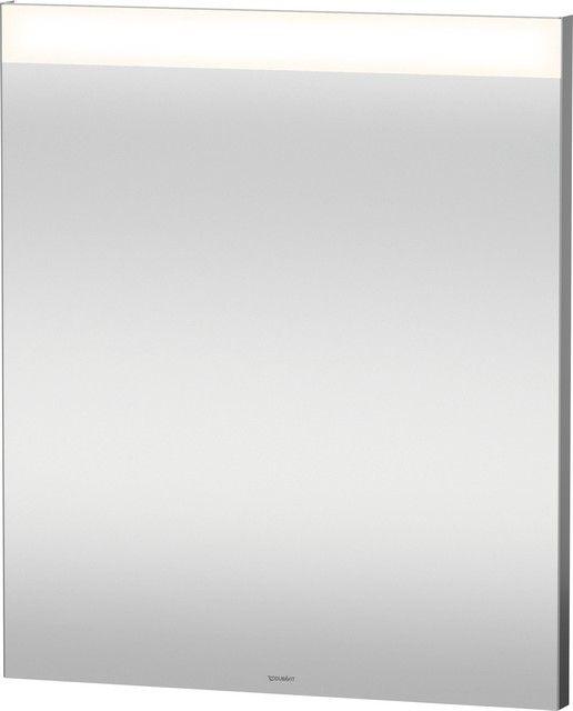 Duravit Licht&Spiegel mit Beleuchtung oben mit Wandschaltung B:60xH:70xT:3,5 cm LM783500000