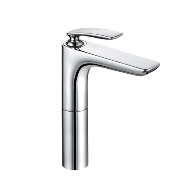 KLUDI BALANCE Waschschüssel-Einhandmischer Auslaufhöhe 212 mm chrom 522960575