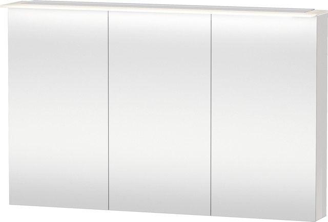 Duravit Happy D.2 Spiegelschrank 138x1200x760 3 Türen weiß hochglanz H2759602222