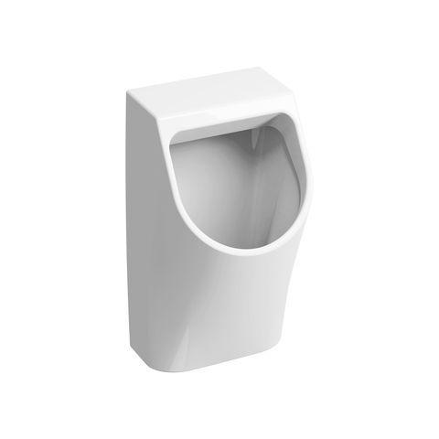 Geberit Keramag Renova Plan Urinal ohne Deckel Zulauf von hinten weiß mit Keratect 235100600