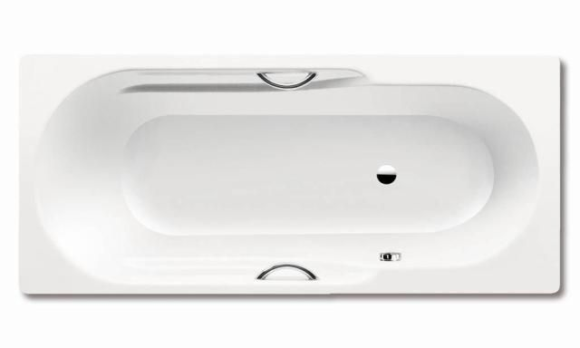 Kaldewei Ambiente RONDO STAR 701 Badewanne Rechteck 170x75x44cm alpinweiß 221600010001