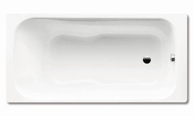 Kaldewei Ambiente DYNA SET 626 Badewanne Rechteck 160x70x43cm alpinweiß Vollantislip 226834010001