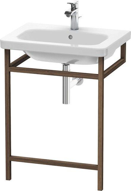 Duravit DuraStyle Möbel-Accessoire Handtuchhalter B:59xH:80,5xT:44 cm amerikanischer nussbaum massiv DS989107777
