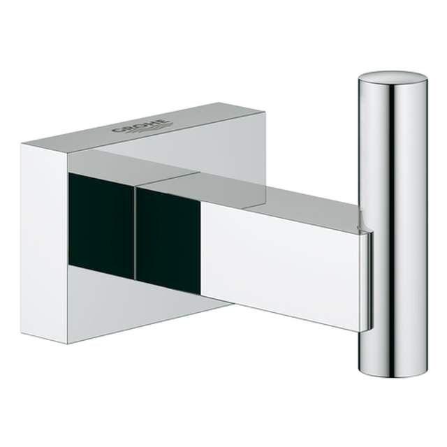 Grohe Essentials Cube Bademantelhaken chrom 40511001