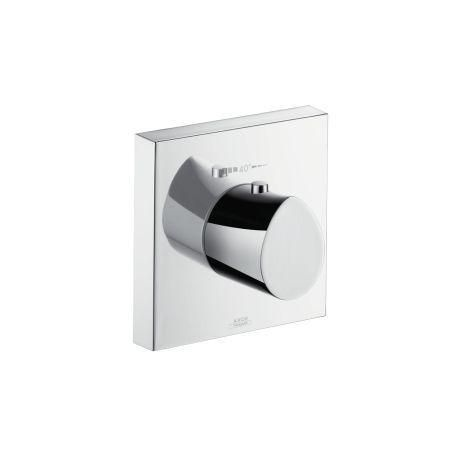 Hansgrohe Axor Starck Organic 12712000 Thermostat Unterputz High Flow Fertigset 12x12 chrom