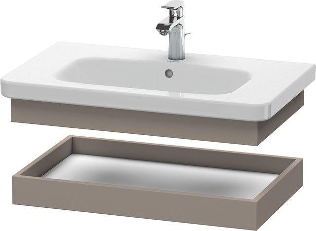 Duravit DuraStyle Ablageboard B:73xH:8,4xT:44,8cm basalt matt DS618104343