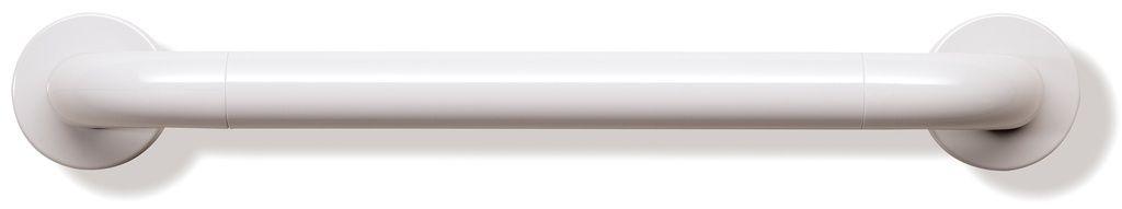 Hewi Serie 801 Haltegriff L:40cm mit Stahlkern reinweiß 801.36.110 99