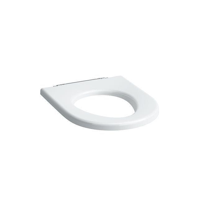 Laufen Pro WC-Sitz ohne Deckel barrierefrei weiß H8989513000001