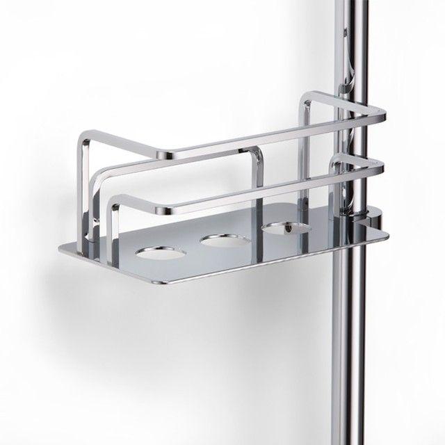 Giese Optisign Duschkorb zur nachträglichen Montage Ausführung links verchromt 30786-02 - MAIN