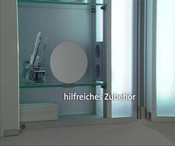 Emco linea Glasteil Mundspülglas Ersatzglas klar zu S 4720 472000090
