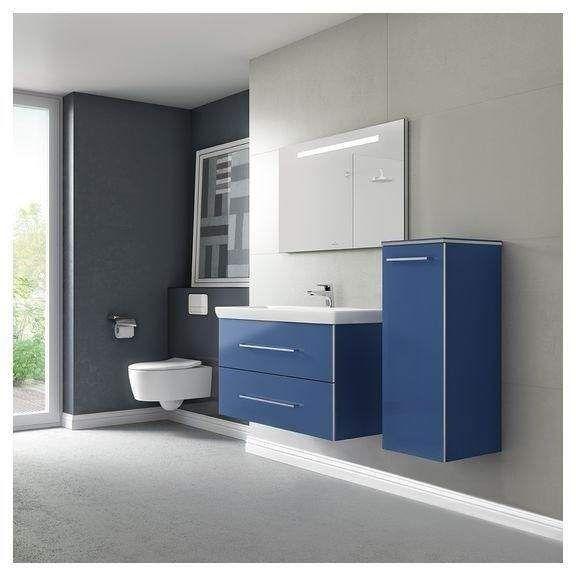 Villeroy & Boch Avento Waschtisch B:100xT:47cm 1 Hahnloch mit Überlauf weiß 4156A501