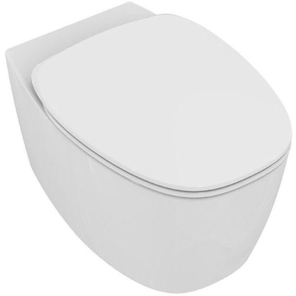 Ideal Standard DEA Tiefspül-Wand-WC L:55xB:36,5xH:33,5cm weiß T348601
