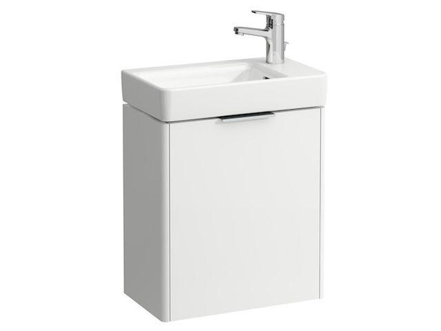Laufen Pro S Waschtischunterbau 53x47x26,5cm weiss matt H4021021102601