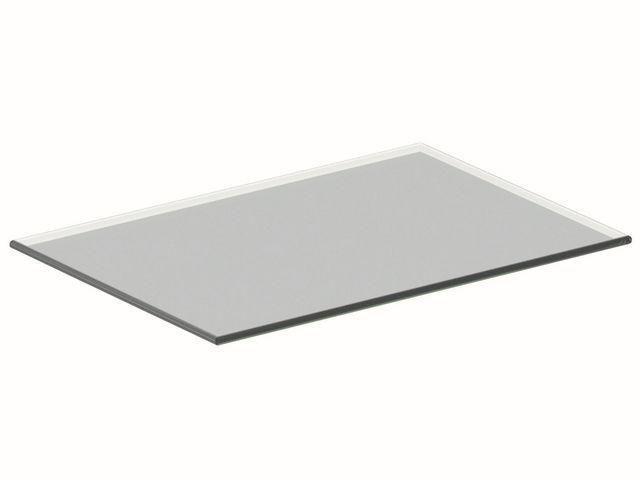 Ideal Standard Glasablage Connect Space 318x232x6mm hellbraun E0392RP