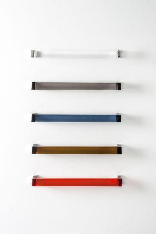 Laufen Kartell Handtuchhalter 45x7,5x4cm bernstein H3813310810001