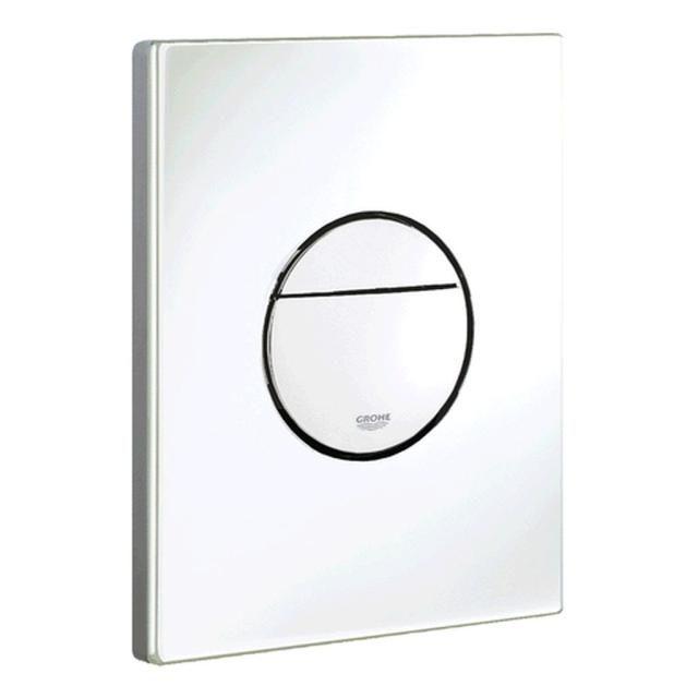 Grohe Nova Cosmopolitan WC-Betätigung alpinweiss 38765SH0